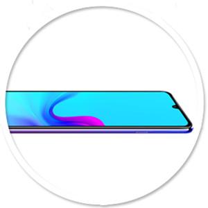 Unlocked cell phone