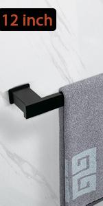 sapce aluminum towel bar