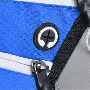waterproof running belt