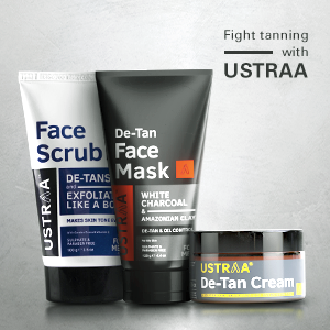Fight tanning with USTRAA