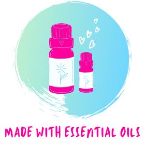 essential oil infused