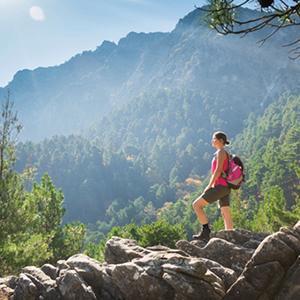 hiking mountain shorts
