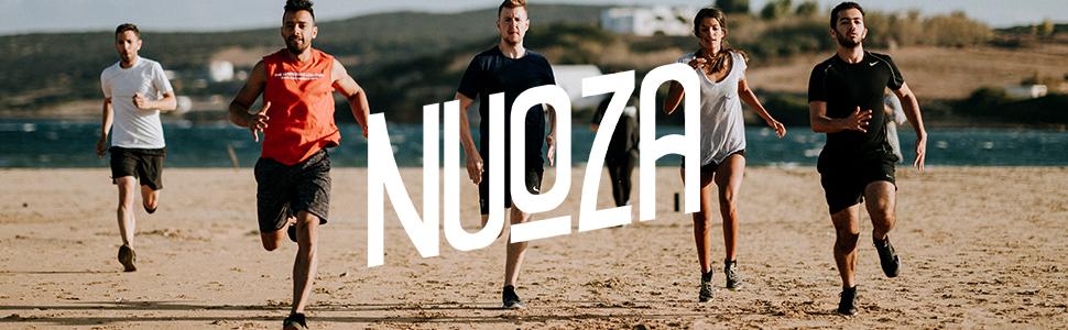 NUOZA Sneaker Socken