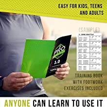 Workout guide book