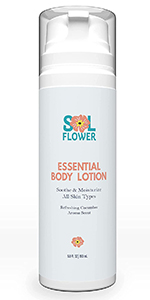 Solflower Body Lotion