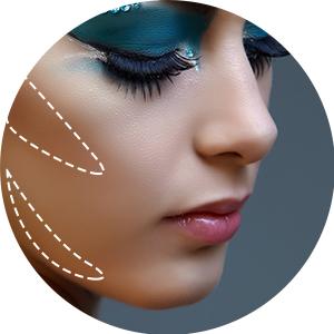 highlighter palette docolor makeup palette makeup highlighter contour cream contour pallet