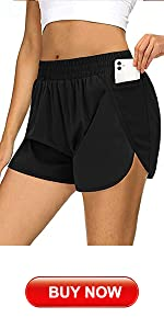 Athletic Quick-Dry Shorts