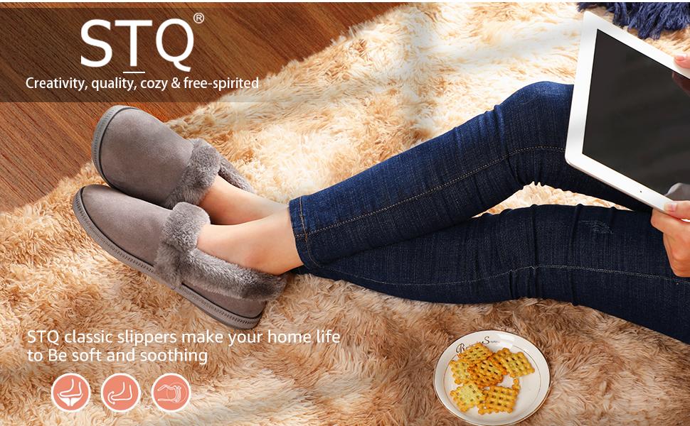 STQ slippers