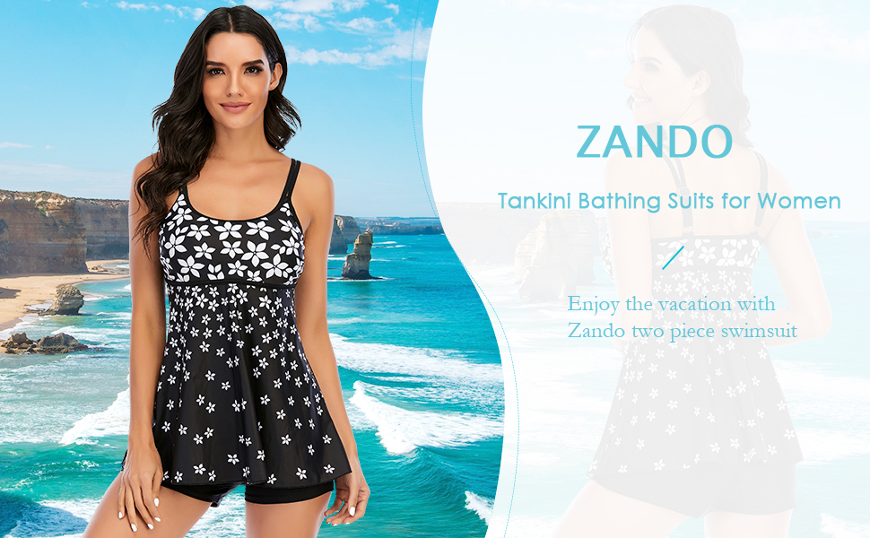 two piece swimsuit for women
