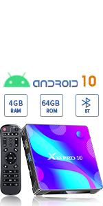 android tv box android box tv box android box 10.0