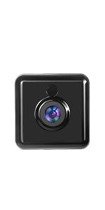 Spy Camera Wireless Hidden WiFi Nanny Cam Mini Camera Small Baby Monitor