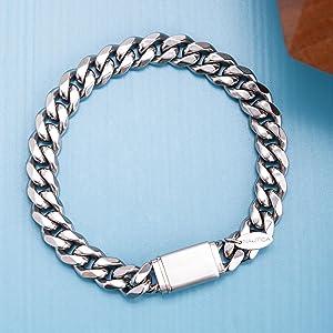 Nautica Stainless Steel Bracelet