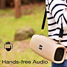 Hands-free Audio