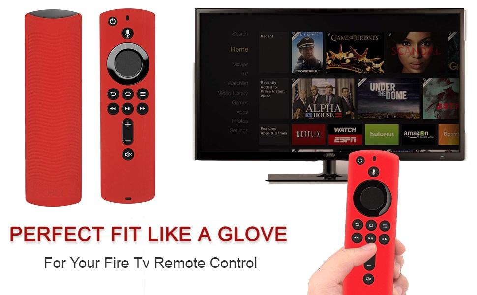 remote cover remote case remote case cover for fire tv remote