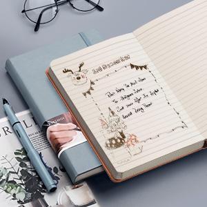 EMSHOI College Ruled Notebook