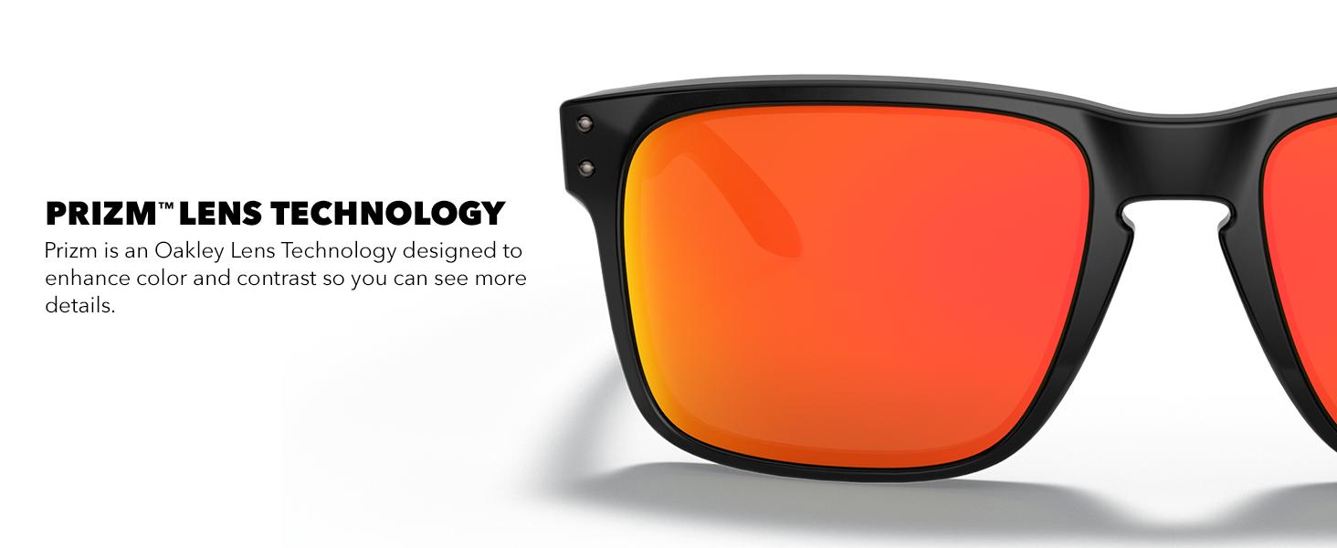 Oakley Prizm Technology
