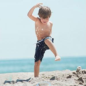 Let's hit the beach