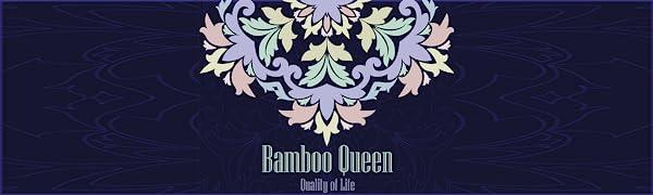 BAMBOO QUEEN LOGO