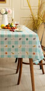 Joyfol Day Fruit Tablecloth
