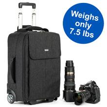 Ultra-lightweight design weighs only 7.5 lbs. (3.4 kg)