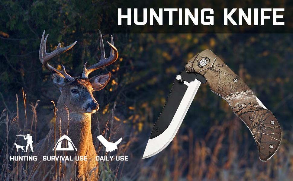 HUNTING KNIFE