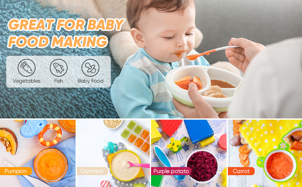 CREAT FOR BABY FOOD MAKING