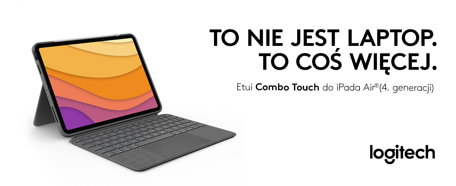 Combo Touch for Ipad Air 4th Generation