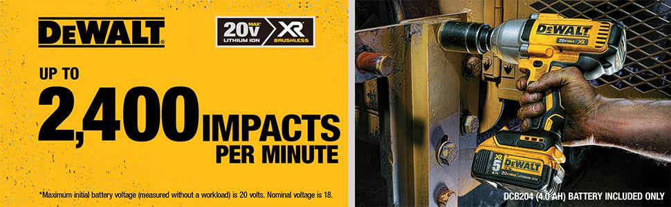 2400 impacts