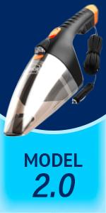 Model Two Car Vaccuum