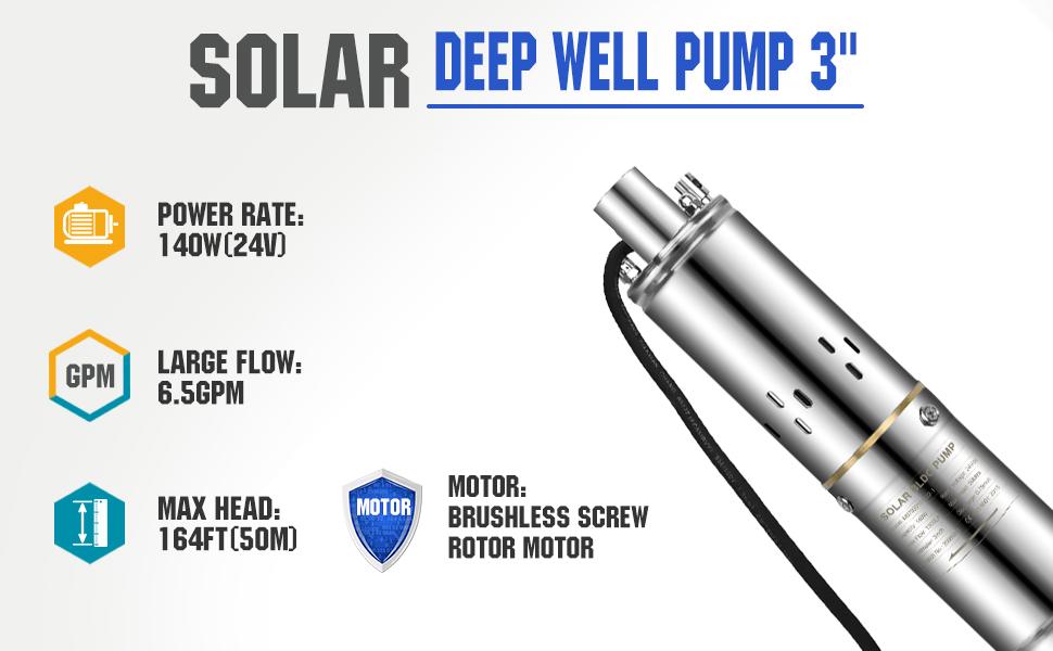 pump 140W