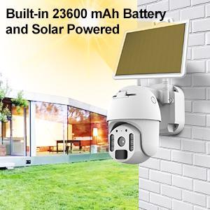 Built-in 23600Mah battery
