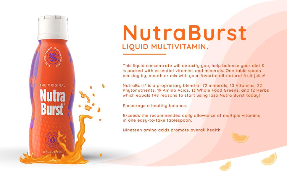 Nutraburst