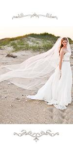 Bride Wedding Veil 118