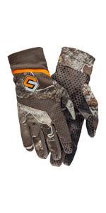 Savanna Lightweight Shooter Gloves
