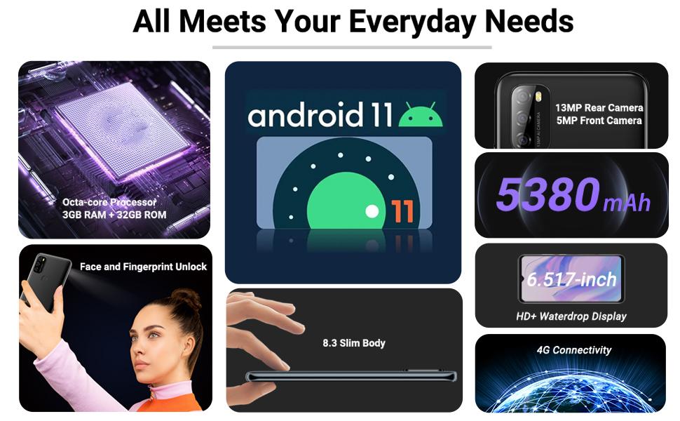 A70 Smartphone 1