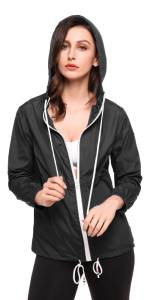 Windbreaker Raincoat