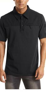 Men's Tactical Polo T-Shirt