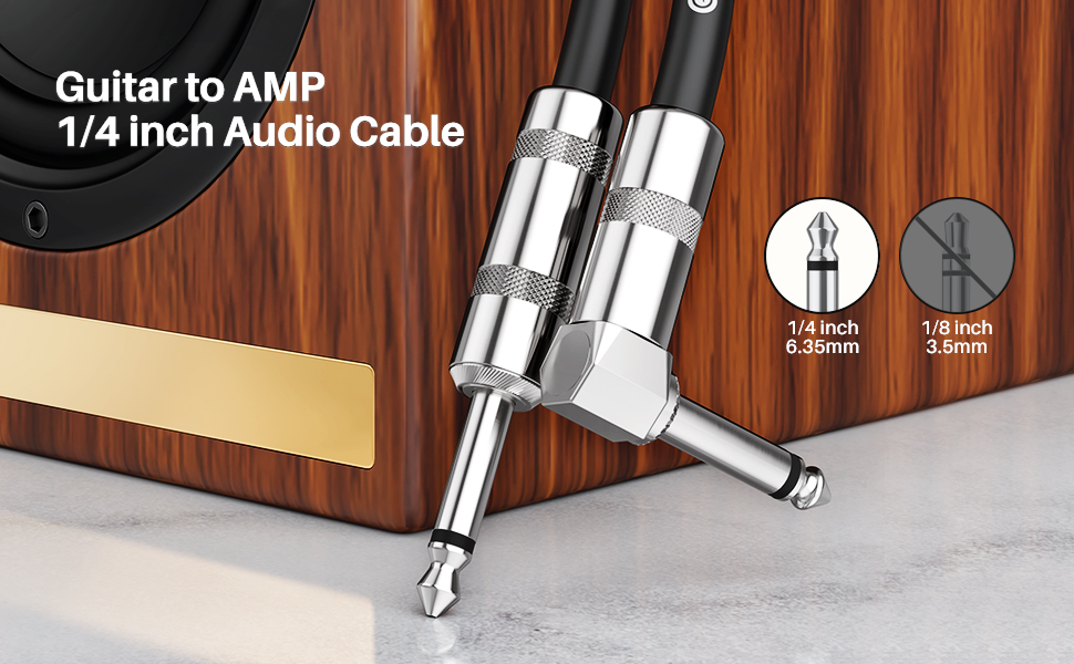 1/4 Audio Cable