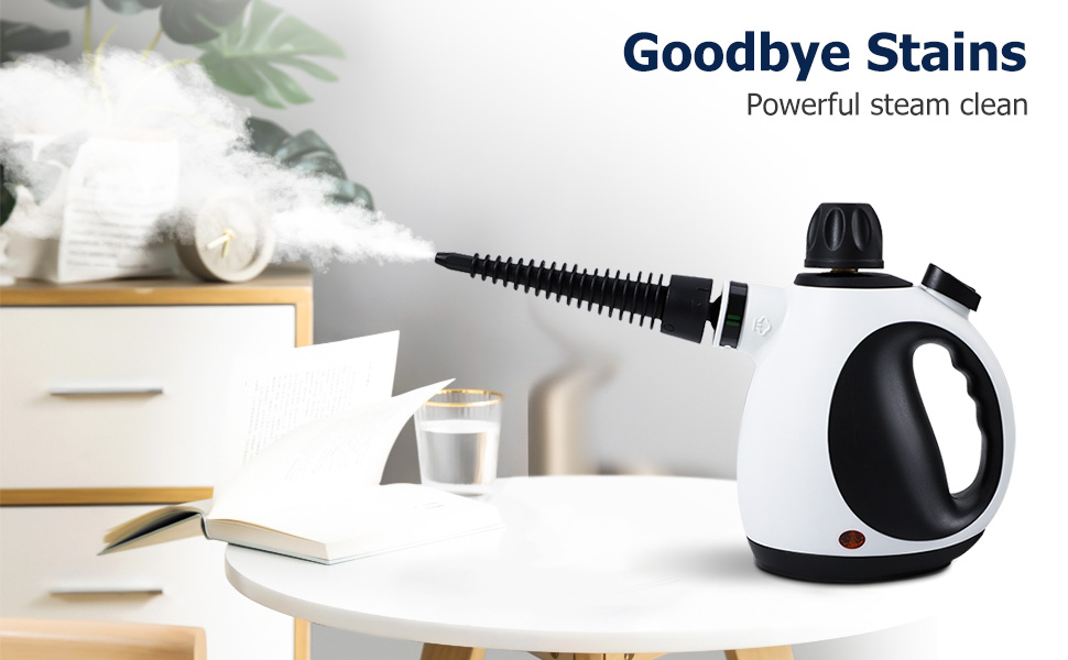 Steam Cleaning for home use
