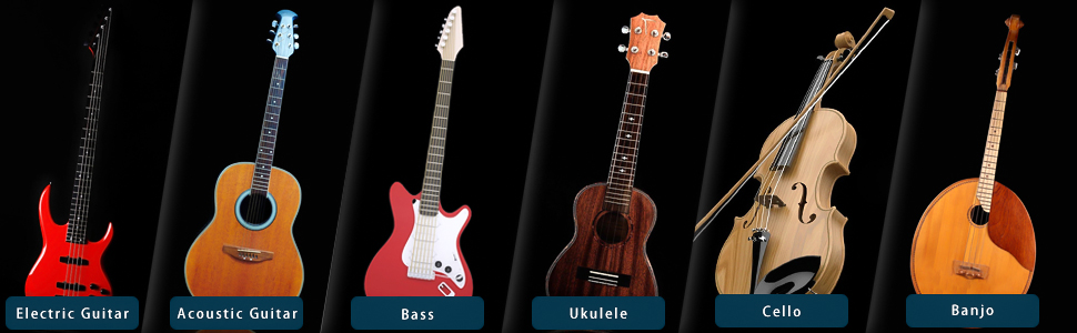 Universal Guitar Stand