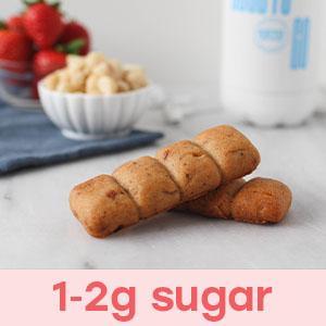 1-2g sugar