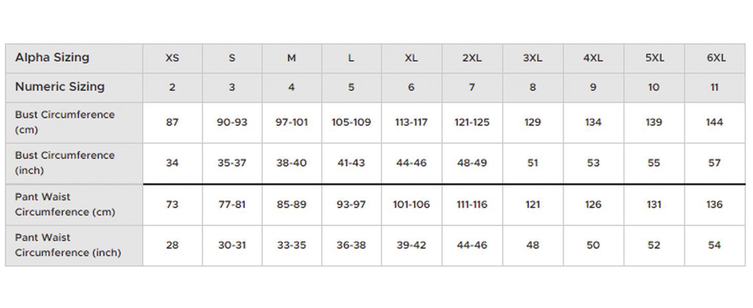 Lacoste Polo Size Chart Men