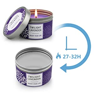 long lasting scented candles gift set for women aromatherapy candles spiritual gifts for women