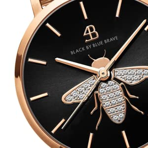 bee watch black face