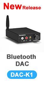Fosi Audio K1 Bluetooth DAC