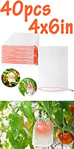 4x6 Fruit Protection Bags