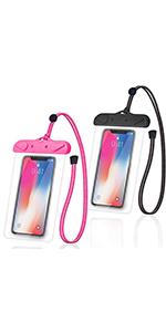 iPhone 7 8 Plus Waterproof Phone Case