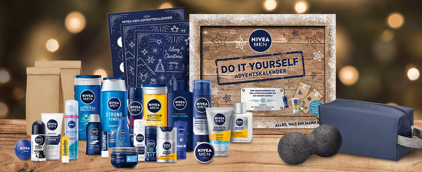 NIVEA Geschenkset geschenk geburtstagsgeschenk duschgel creme
