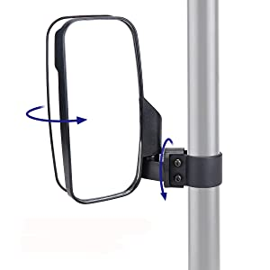Rearview Mirror Compatible with Polaris RZR Ranger