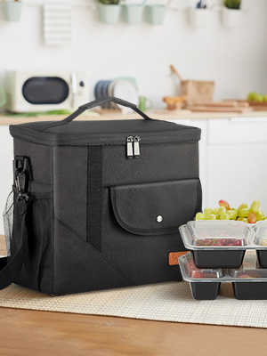 Syntus Insulated Lunch Bag